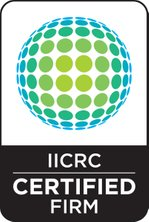 Logo for the Institute of Inspection Cleaning and Restoration Certification
